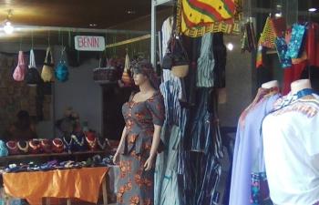 Marché ivoirien de l'artisanat: une foire aux couleurs et particularités communautaires (MAGAZINE)