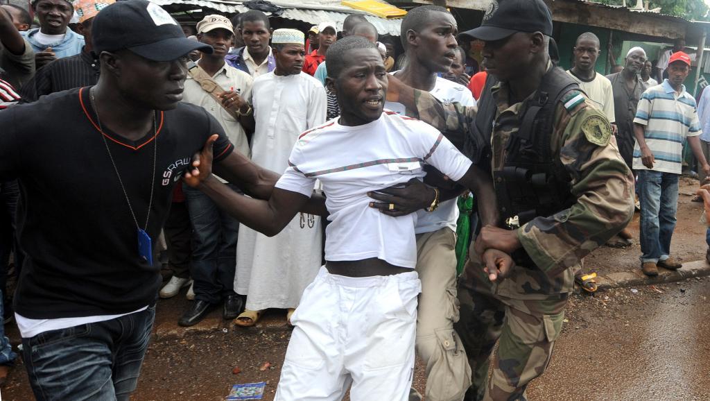 Massacre du 28-Septembre en Guinée: ce que disent les archives de RFI