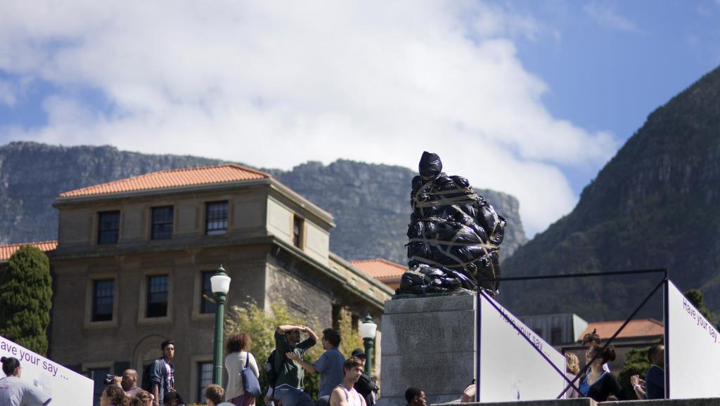 Afrique du Sud: des universités fermées avec le mouvement de colère des étudiants