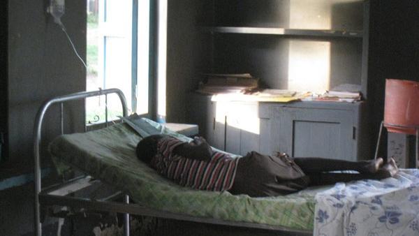 Maladie du sommeil: parasites dans la peau