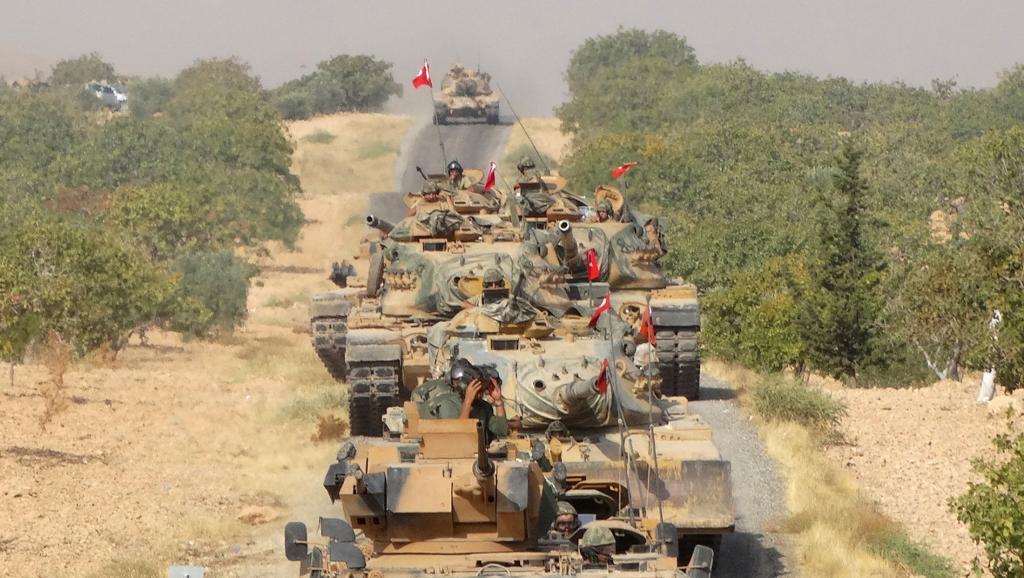 Turquie: le Parlement prolonge le mandat de ses militaires en Irak et Syrie