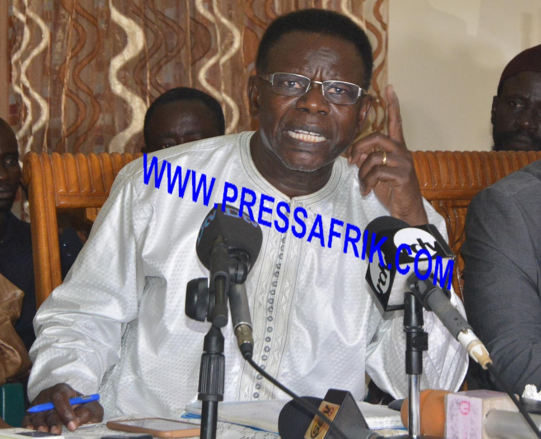 Loi Ezan : Pape Diouf demande l'abrogation de cette Loi
