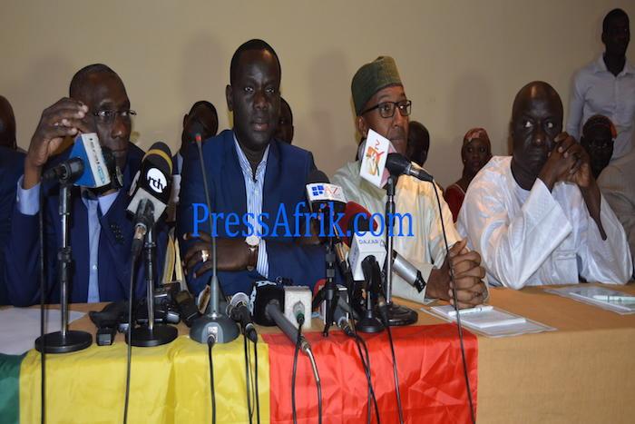 Lancement de la Carte d'identité biométrique : Mankoo Wattu Sénégal boycotte l'évènement