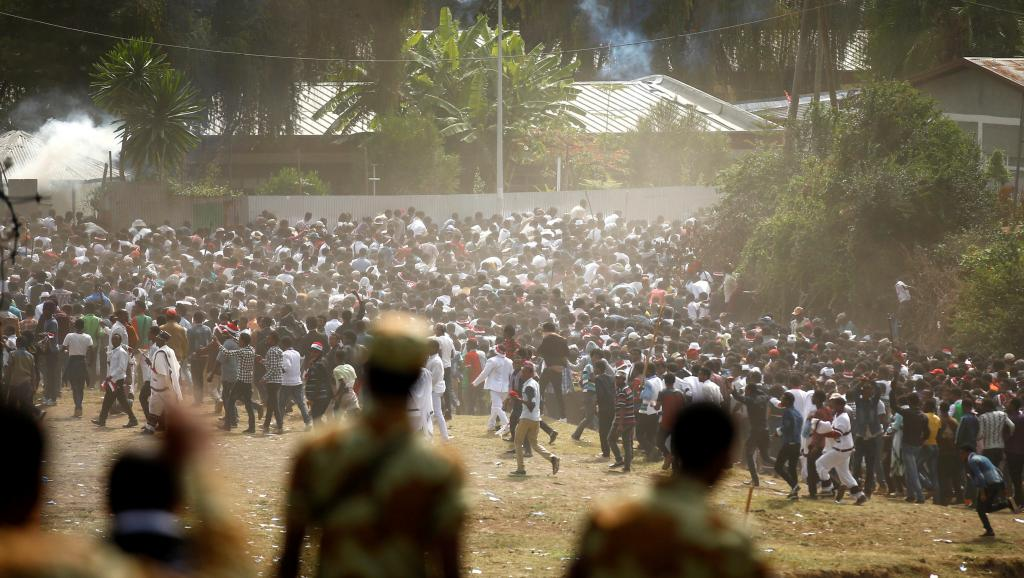 Ethiopie: le choc après les échauffourées meurtrières du week-end