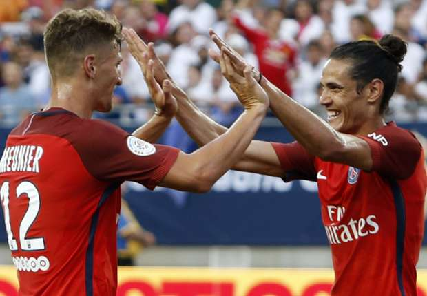 """PSG, Meunier : """"Di Maria et Ben Arfa n'ont pas besoin de notions tactiques"""""""