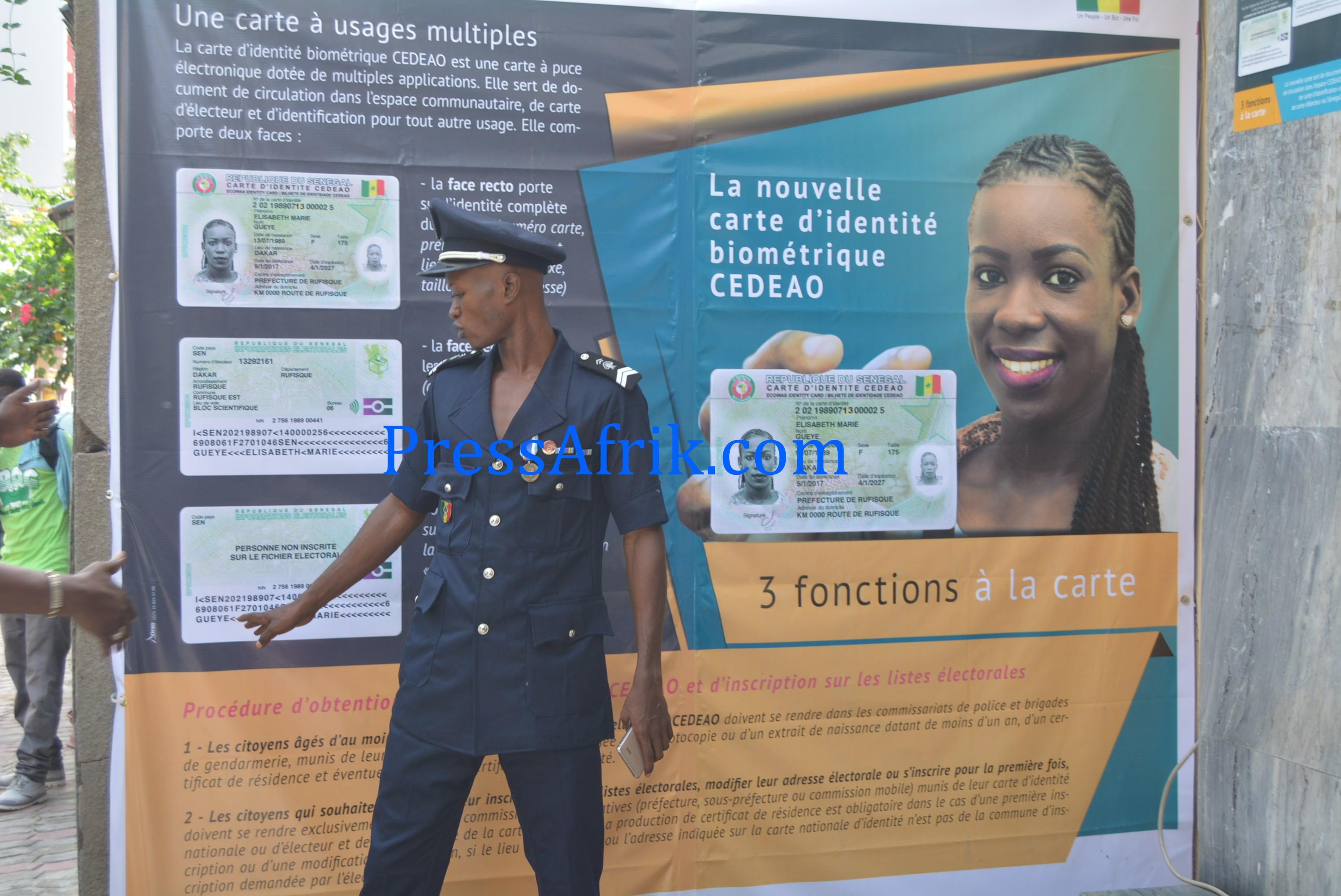Carte d'identité biométrique: «Dans quelle condition le marché de 50 milliards a été confié à Iris épinglé en 2011 ?» (Jubanti Sénégal)