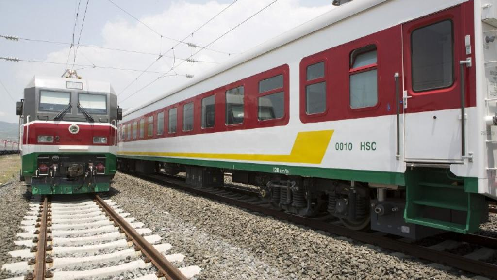 Ethiopie: inauguration de la ligne ferroviaire entre Addis-Abeba et Djibouti