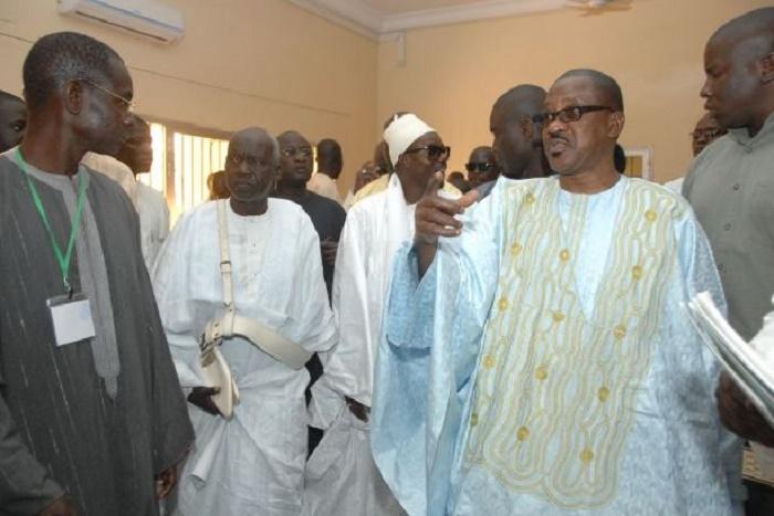 Me Madické sur les propos de Me Ousmane Ngom : «ça ne reflète pas la vérité»