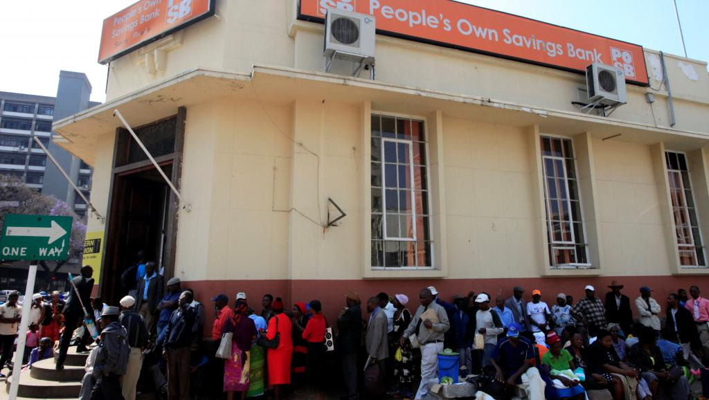 Corruption au Zimbabwe: Transparency international dénonce