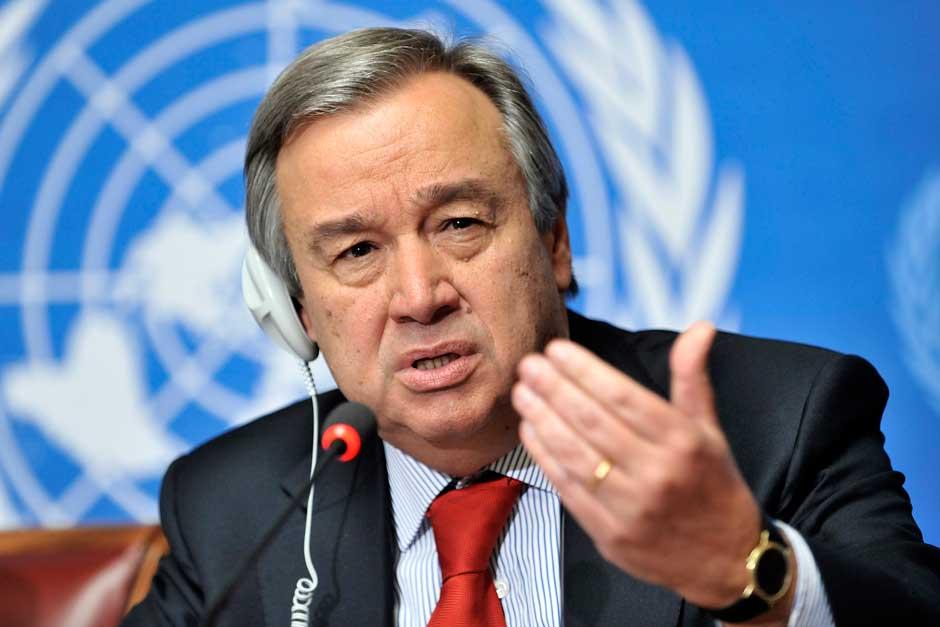 URGENT : Le Portugais Antonio Guterres succède officiellement à Ban Ki-moon à la tête de l'ONU