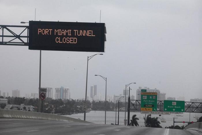 Etats-Unis: Matthew, «le plus puissant ouragan depuis des décennies»