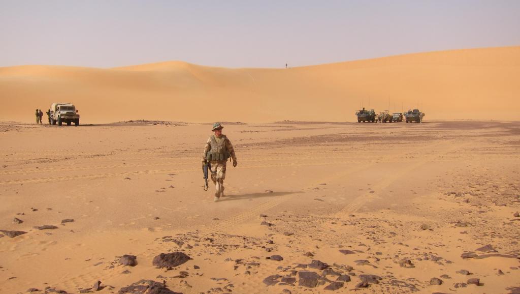 Niger: ce que l'on sait de l'attaque des 22 soldats à Tazalit