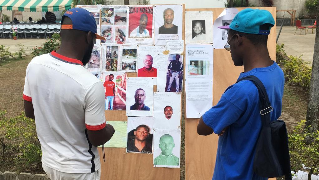 Gabon: libération du syndicaliste Jean Remy Yama après 89 jours de détention