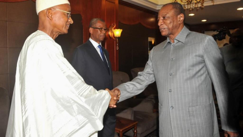 Guinée: avancées dans le dialogue politique inter-guinéen en vue des élections