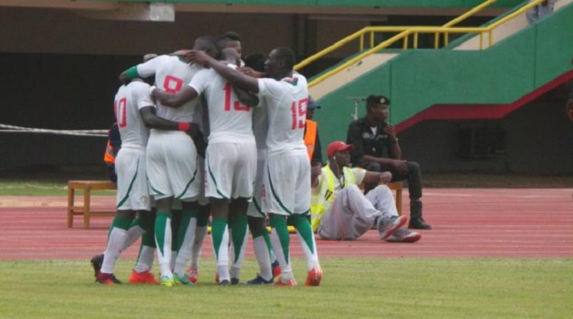 """Sénégal 2 - 0 Cap Vert: 3 points en poche, les """"Lions"""" 1ers de la poule D"""
