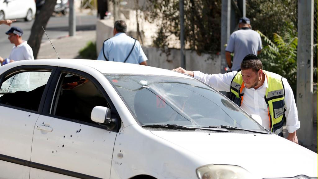 Israël: deux personnes tuées par arme à feu à Jérusalem