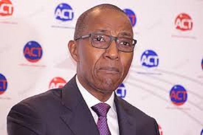 Refus de sortie du territoire : ACT de Abdoul Mbaye dénonce la dimension politique de l'inculpation