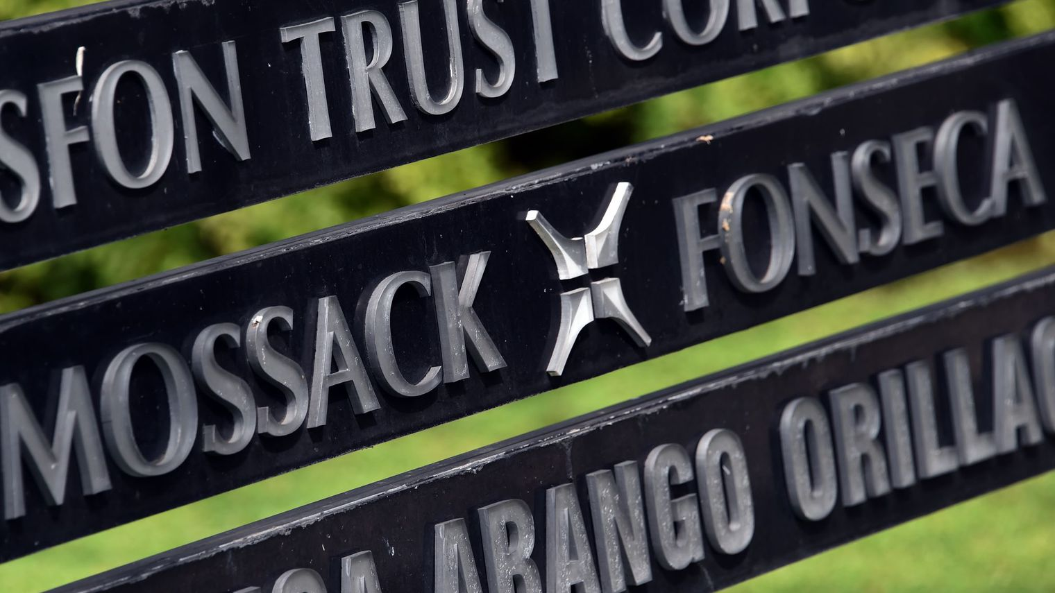 Affaire des «Panama papers»: le cabinet Mossack Fonseca, la face visible de l'iceberg