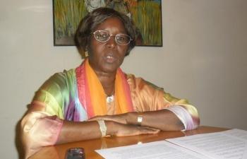 Burkina: Françoise Toé, candidate à la présidentielle 2015, trouve la mort dans un accident de la route