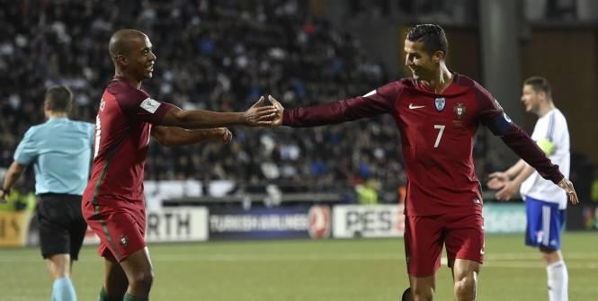 Qualifications au Mondial 2018 : Encore un 6-0 pour le Portugal