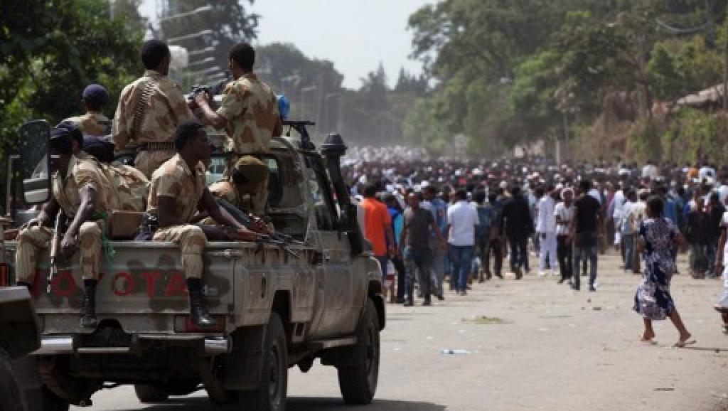 Violences en Ethiopie: le gouvernement accuse l'Egypte