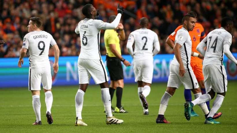 Equipe de France : les joueurs donnent leur avis sur le cas Pogba