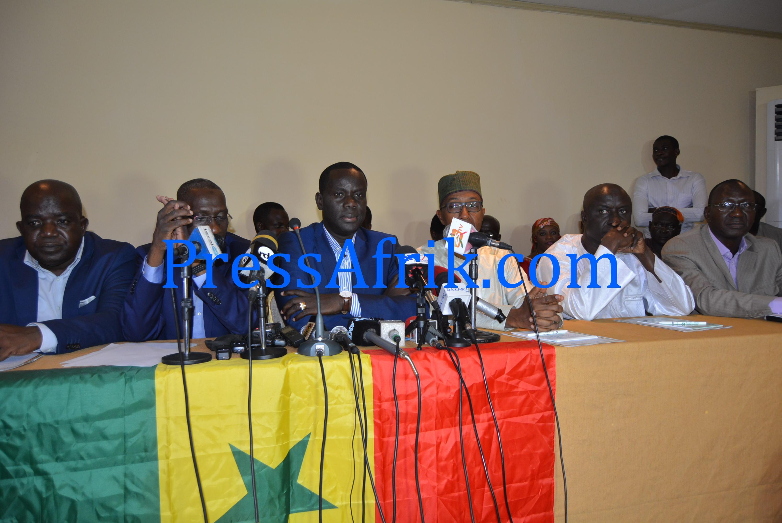 Déclaration du FDS / Mankoo Watù Senegaal sur le processus électoral