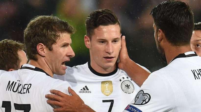 Éliminatoires CDM 2018 : l'Angleterre frôle la catastrophe, l'Allemagne déroule, Lewandowski frappe encore