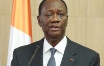 """Côte d'Ivoire : Ouattara assure qu'il va """"transmettre le pouvoir"""" en 2020"""