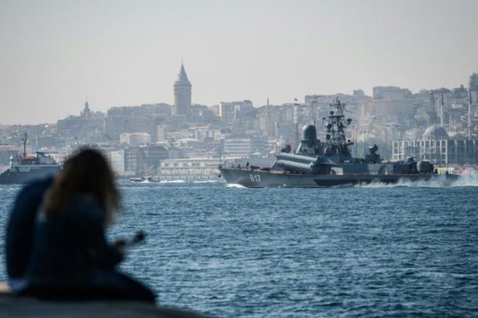 Selon la télévision russe, la 3e Guerre mondiale a déjà commencé