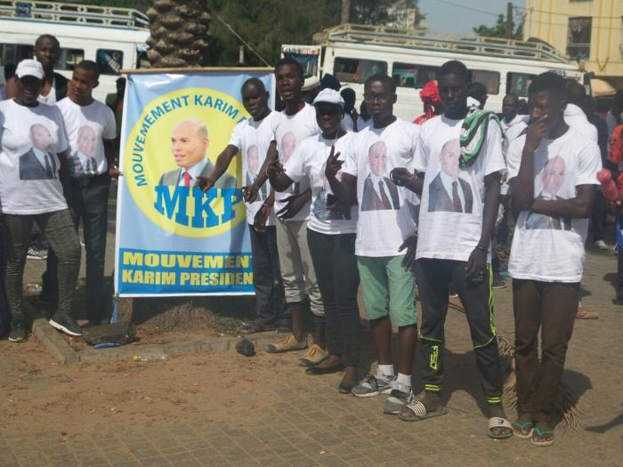 Marche Mankoo Watù Senegaal: des manifestants s'ébranlent vers le Rond point de la RTS