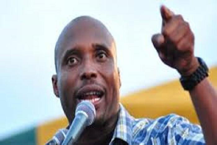 Réactivation du dossier Ndiaga Diouf : Bathélémy Dias dénonce, « C'est un combat lâche et malhonnête »