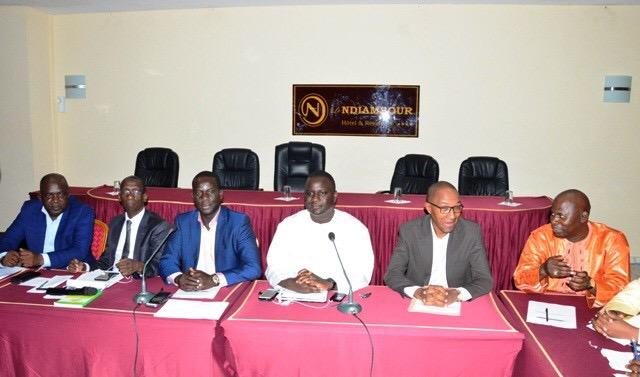 Après la marche dispersée hier, la conférence des leaders du front convoquée ce 27 octobre