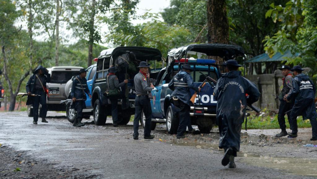 Birmanie: de nouvelles violences meurtrières dans l'ouest du pays