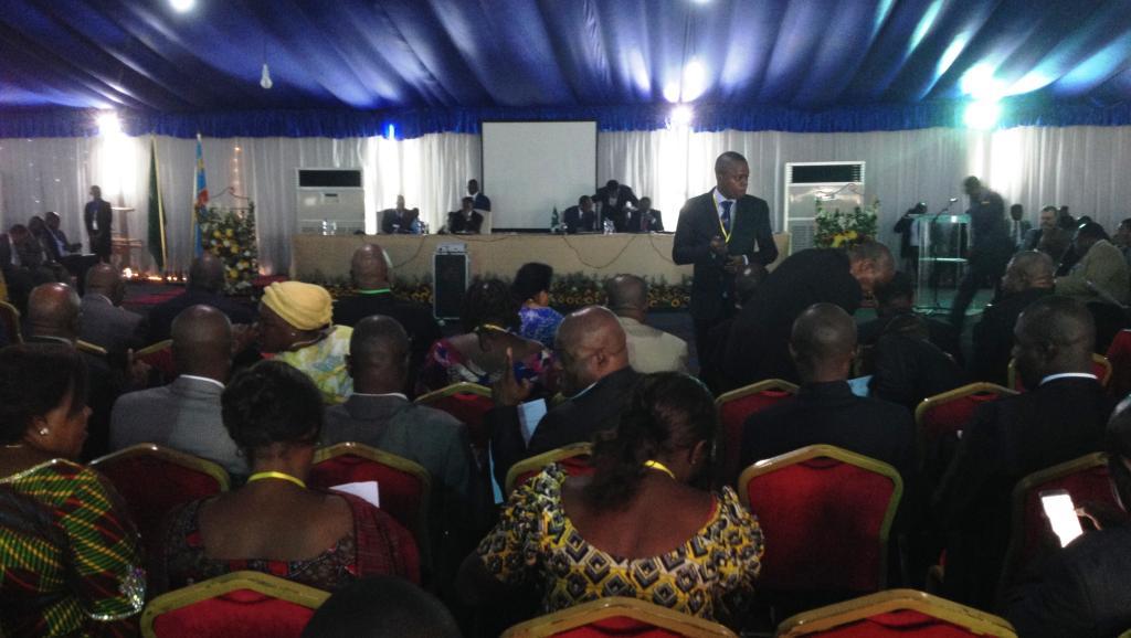 Accord politique en RDC: les délégués de la plénière auront la primeur du texte