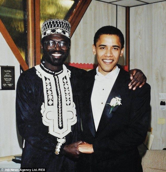Malik Obama, demi-frère du président Obama, assistera ce soir dernier débat en tant qu'invité de Donald Trump