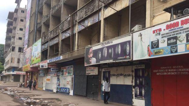 """Journée """"villes mortes"""" en RDC"""