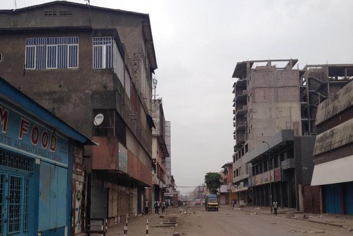 Fin du dialogue politique en RDC: journée ville morte bien suivie à Kinshasa