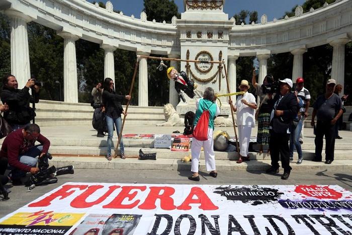 Pour le Mexique, la victoire d'Hillary Clinton aux Etats-Unis est indispensable