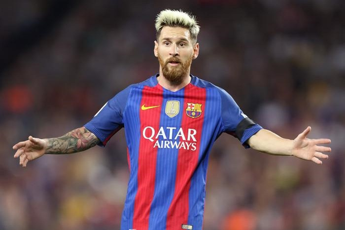 """Barça 4-City 0 : """"Le Roi"""" Messi met Guardiola à genou"""