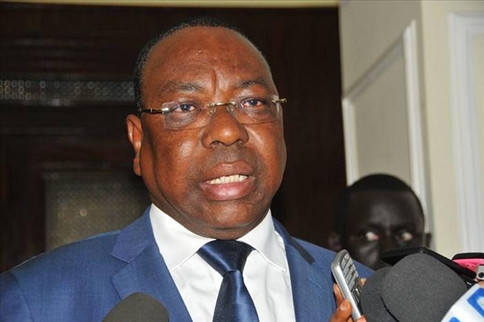 Mankeur Ndiaye : «Il n'y aura pas de report des élections »