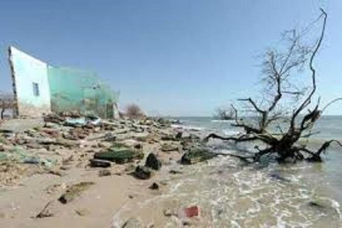 Saint-Louis : Le cri de détresse de Pilote Barre englouti par les eaux de mer