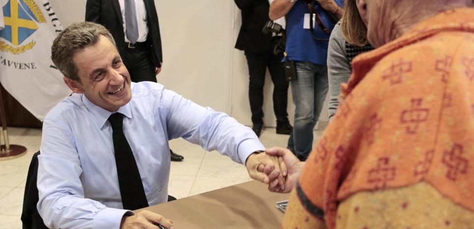 """Nicolas Sarkozy : """"Mon électorat est populaire, ce sont des ploucs"""""""