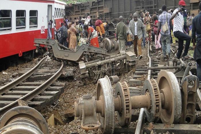 Cameroun: des familles de victimes en colère après la catastrophe ferroviaire