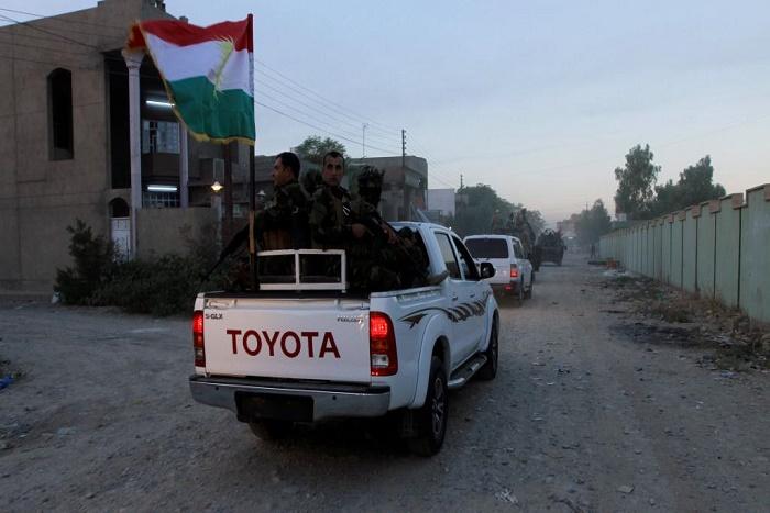 Irak: Kirkouk toujours sous le feu, Ashton Carter évoque déjà Raqqa