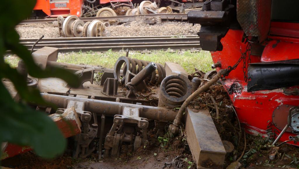 Accident d'Eseka: la Camrail sous le feu des critiques