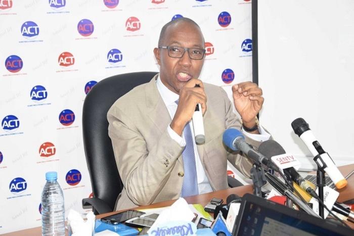 Abdoul Mbaye répond à Ibrahima Sene du PIT: «Ces 30 % ne doivent pas être donnés à Total»