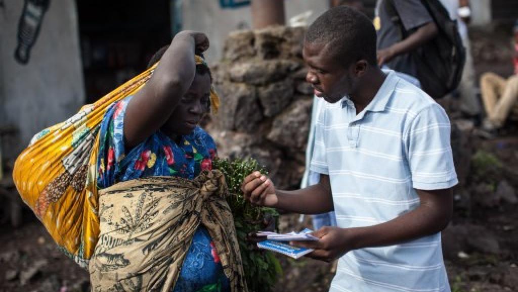 RDC: des militants de la Lucha arrêtés par la police à Goma