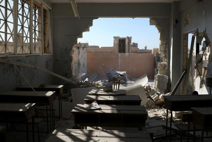 Syrie: 22 enfants tués dans un raid contre une école, selon l'Unicef