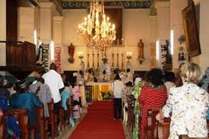 La Paroisse Saint Charles Borromée de Gorée célèbre sa traditionnelle fête patronale, ce 6 novembre